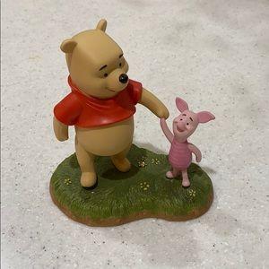 Disney Pooh figurine